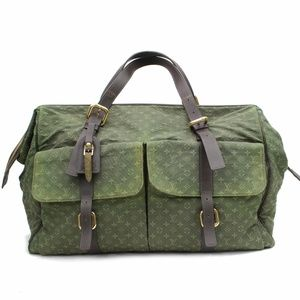 Louis Vuitton LOUISE Monogram Idylle Travel 11127